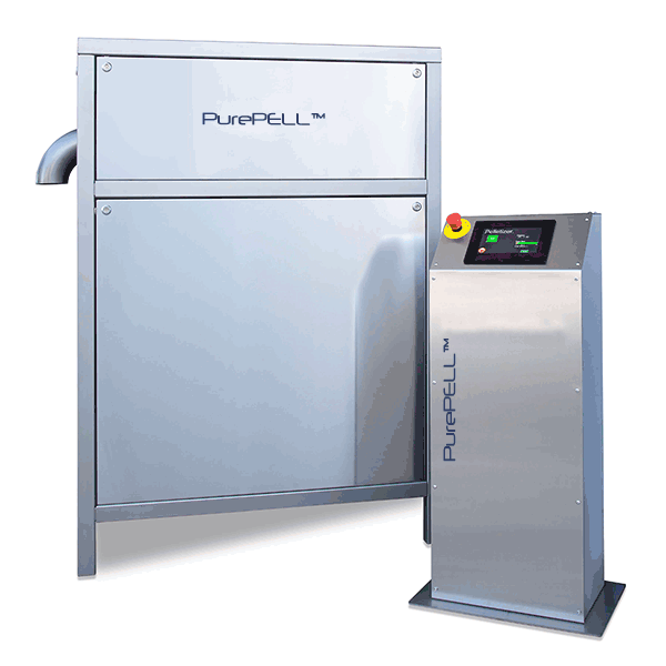 PurePell - Production of Dry Ice